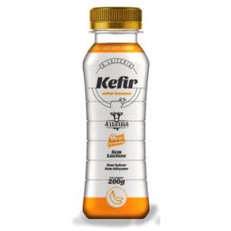 Iogurte Leiteria Kefir S/Ac Lact Banana 200 g
