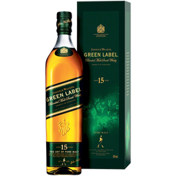 Whisky Johnnie Walker Green Label 750 mL