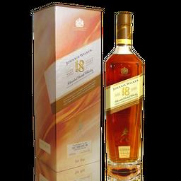 Whisky Johnnie Walker 18 Anos 750 mL