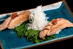 Sushi de Atum Maçaricado