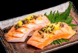 Sushi de Salmão Trufado