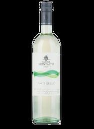 Vinho Montalto Acquerello Pino Grigio Terre Sicil 2017