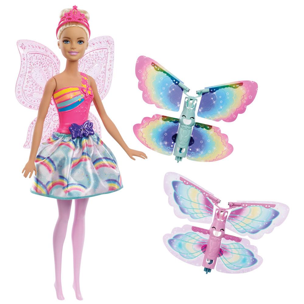 Boneca Barbie - Dreamtopia - Fada Asas Voadoras - Mattel