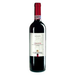 Vinho Cavatina Chianti Docg 750 mL