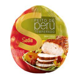 Escalope Peito Peru Sem Tempero Vácuo