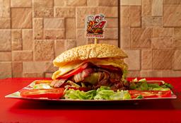Burger Bacon Simples