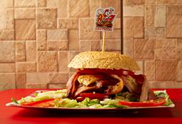 Burger Bacon Especial