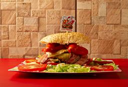 Burger Dog Simples