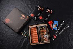 Niguiri Variado + Sushi Variado (18 peças)