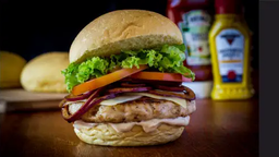 131 - Hambúrguer Gourmet Frango 220g