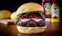 133 - Hambúrguerr Gourmet Picanha 220g