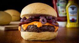 136 - Hambúrguer Gourmet Patinho 220g