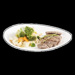 Teppan Filé Mignon com Legumes - 270g