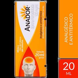 Anador Gotas 500 Mg Ml