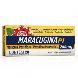 Maracugina PI - Caixa 20 comprimidos