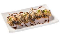 Hot Roll Salmão