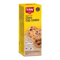 Cookies Schar Sem Glúten Gotas Chocolate 100 g