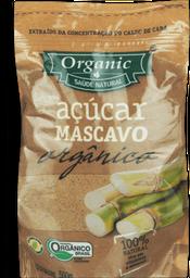Açúcar Mascavo Orgânico Organic Pacote 500g