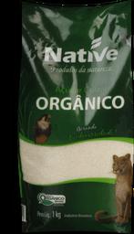 Açúcar Native Orgânico Claro 1kg
