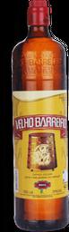 Aguardente Nacional Velho Barreiro 910 ml