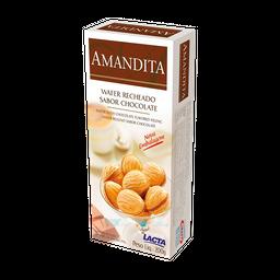 Chocolate AMANDITA Lacta 200g