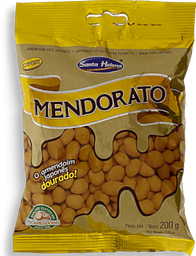 Amendoim Santa Helena Mendorato 200g