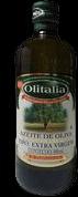 Azeite Italiano de Oliva Extra Virgem OLITALIA Vidro 500ml