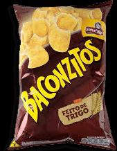 Baconzitos Elma Chips 103 g