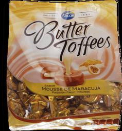 Bala Arcor Butter Toffee Maracujá 130 g