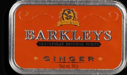 Bala Barkleys Ginger 50 g