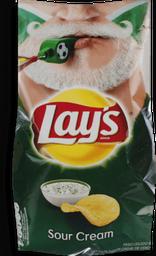 Batata Frita Sabor Creme De Cebola Lay's Pacote 96g