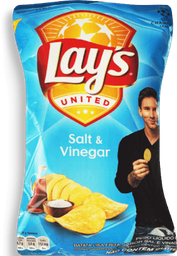 Batata Lays Sal E Vinagre 86g
