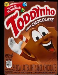 Bebida Láctea Toddynho Chocolate 200 mL