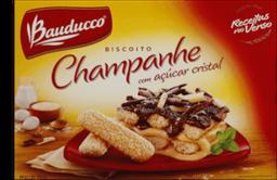 Biscoito Bauducco Champanhe Cristal Caixa 150g