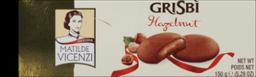 Biscoito Grisbi Recheado Creme de Avelã 150 g