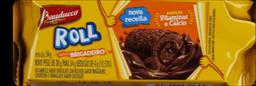 Bolinho Roll Cake Brigadeiro Bauducco 34 g
