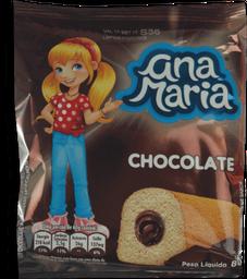 Bolo Pullman Ana Maria Chocolate 80 g