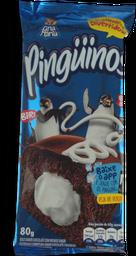 Bolo Pullman Pinguinos 80g