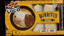 Burritos Nacho Loco Costelinha 520 g