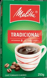 Café Melitta Tradicional 250 g