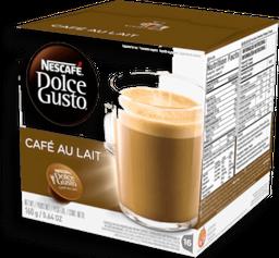 Cápsulas Nescafé Dolce Gusto Aulait 160 g