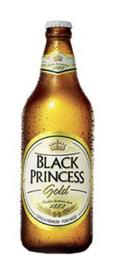 Cerveja Black Princess Gold Puro Malte 600 ml