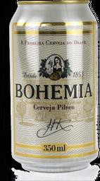 Cerveja Bohemia Lata 350 ml