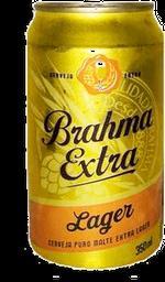 Cerveja Brahma Extra Lager Lata 350 ml
