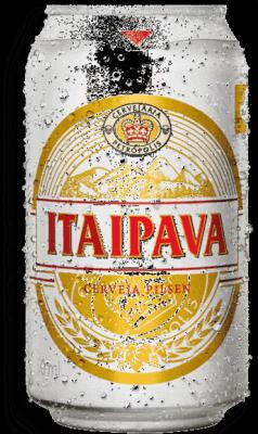 Cerveja Itaipava Pilsen 350 mL