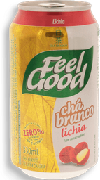 Chá Branco Feel Good com Lichia 330 mL