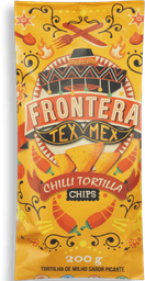 Chips Frontera Tortilha Chili 200g