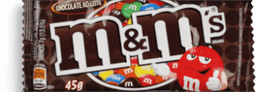 Chocolate Ao Leite M&M's 45 g