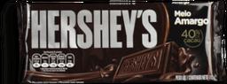 Chocolate Meio Amargo HERSHEY´S Barra 115g