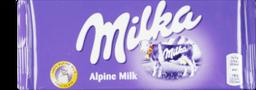 Chocolate Milka Barra Alpine Milk 100 g